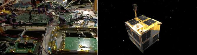 Dwa polskie satelity polecą w kosmos