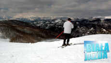 W Alpy wrócił mróz i śnieg