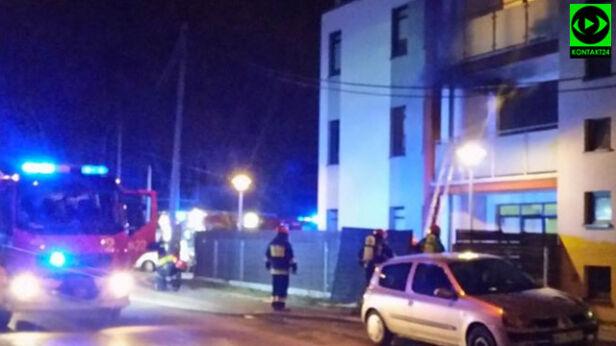 Pożar mieszkania na osiedlu Słonecznym we Włochach mariusz_rogowskilkdw / Kontakt24