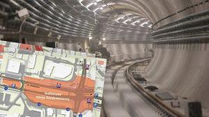 Rusza budowa metra na Bródnie. Zamknięte ulice, zmiany tras autobusów
