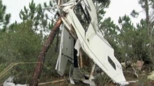 Tornado zabrało dach nad głową rodzinie. Wcześniej huk, jakby przejeżdżał pociąg