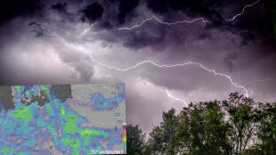 Pogoda na 5 dni: to koniec pogodowej beztroski. Czas na deszcz i burze