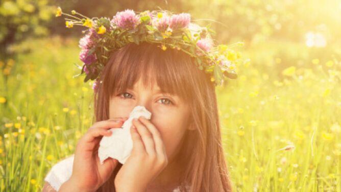 Alergia u dzieci – objawy, rozpoznawanie, przyczyny, leki