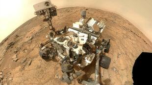 Curiosity potwierdził pochodzenie marsjańskich meteorytów