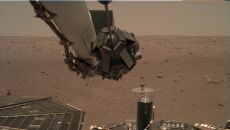 Sonda InSight przysłała zdjęcia z Marsa