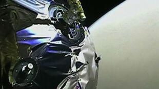 Mars widziany z orbity. Chińczycy pokazali najnowsze filmy