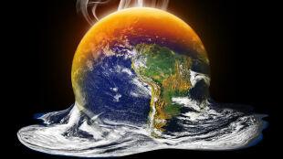 """Ostatni raz tak źle było trzy miliony lat temu. Bez działań """"nasza planeta się zmieni"""""""